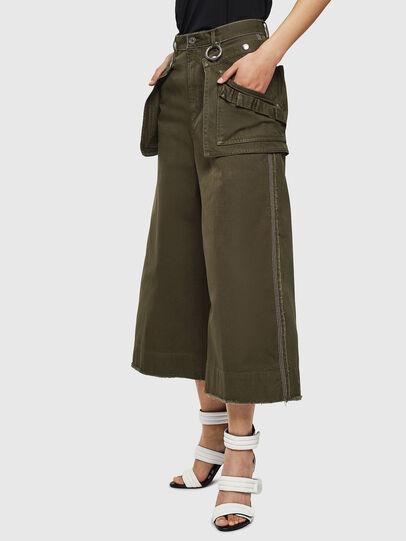 Diesel - P-RAEY, Verde Militar - Pantalones - Image 3