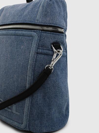 Diesel - ERACLEA II, Blue Jeans - Mochilas - Image 4