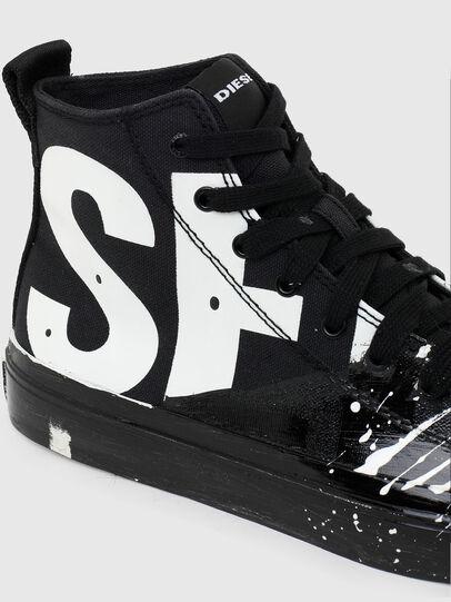 Diesel - S-ASTICO MC, Negro/Blanco - Sneakers - Image 4