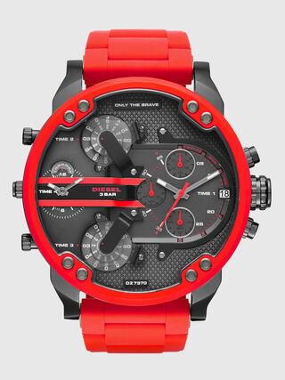 7fefbc17988e Reloj metal rojo