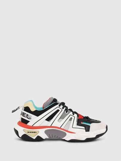 Diesel - S-KIPPER LOW TREK, Blanco - Sneakers - Image 1