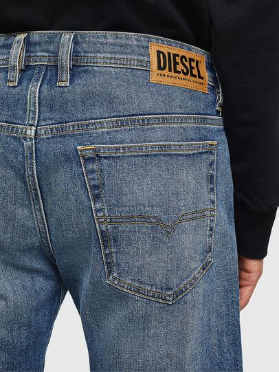 Diesel - THOSHORT, Azul medio - Shorts - Image 4