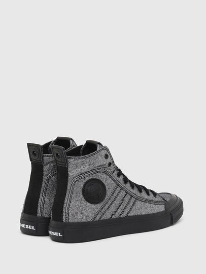 Diesel - S-ASTICO MID LACE W, Gris - Sneakers - Image 3
