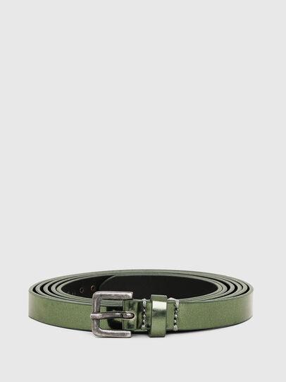 Diesel - B-DWRAP, Verde - Cinturones - Image 1