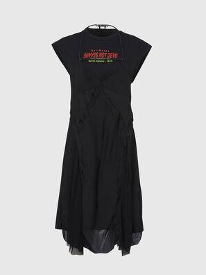D-ALISHA, Negro - Vestidos