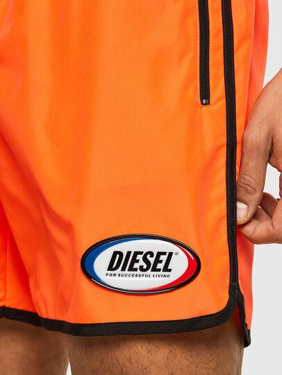 Diesel - BMBX-REEF-40, Naranja - Bañadores boxers - Image 3