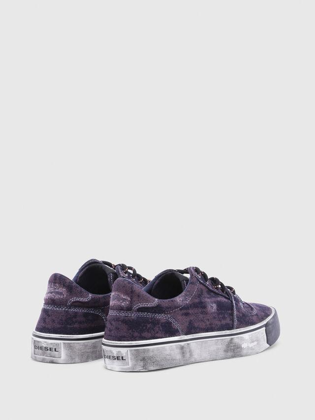 Diesel - S-FLIP LOW, Violeta - Sneakers - Image 3