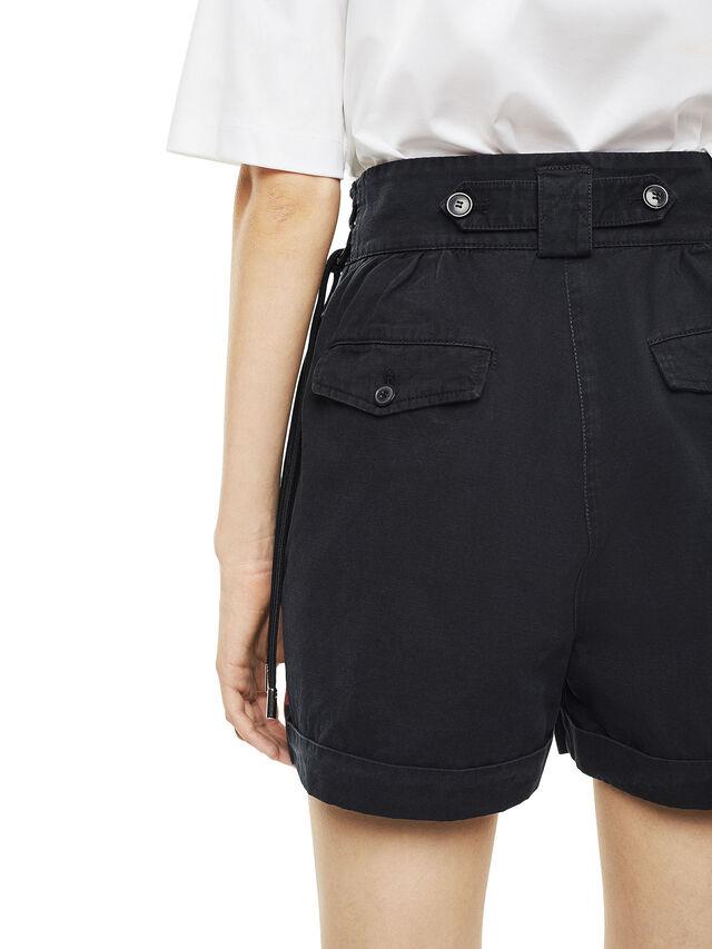 Diesel - SIMONY, Negro - Shorts - Image 3