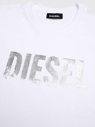 Diesel - TSILYWH, Blanco - Camisetas y Tops - Image 3