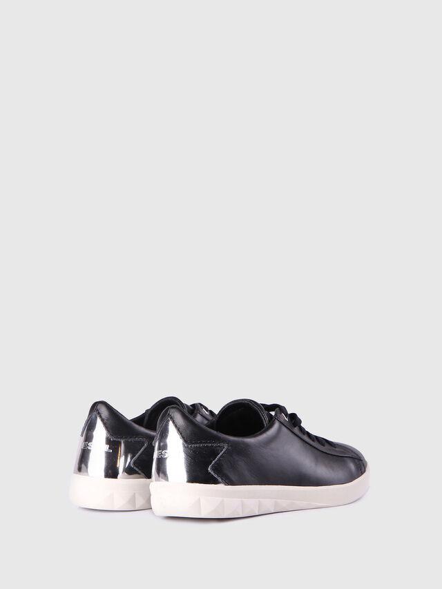 Diesel - S-OLSTICE LOW W, Negro - Sneakers - Image 2