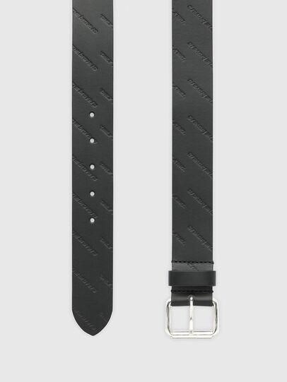 Diesel - B-OLLY, Negro - Cinturones - Image 3