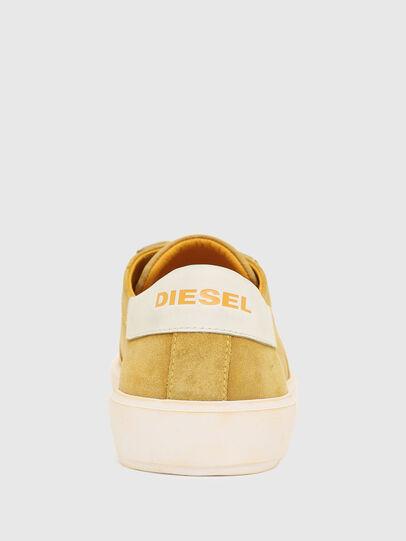 Diesel - S-MYDORI LC, Amarillo - Sneakers - Image 4
