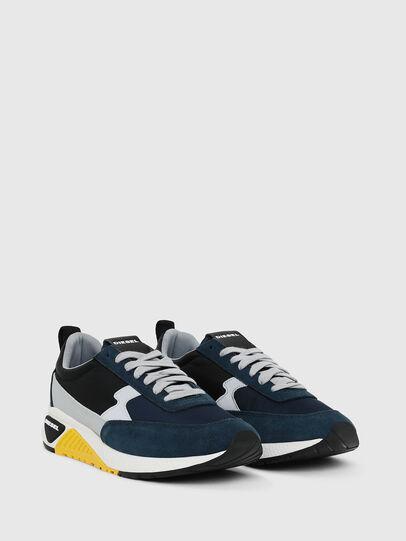 Diesel - S-KB LOW LACE II, Azul Oscuro - Sneakers - Image 2
