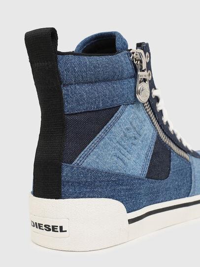 Diesel - S-DVELOWS MID CUT, Azul - Sneakers - Image 5