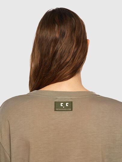 Diesel - T-ENKA-C.C, Marrón Claro - Camisetas - Image 3
