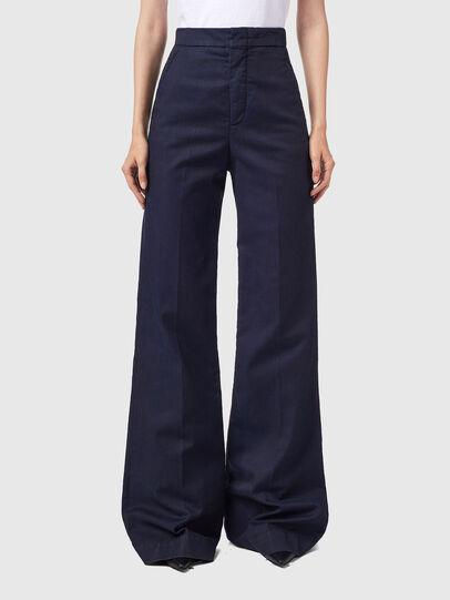 Diesel - D-Ebbey JoggJeans® 0CEAT, Azul Oscuro - Vaqueros - Image 1