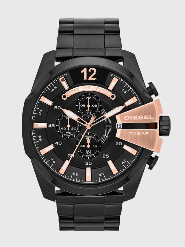 Diesel DZ4309, Negro - Relojes - Image 1