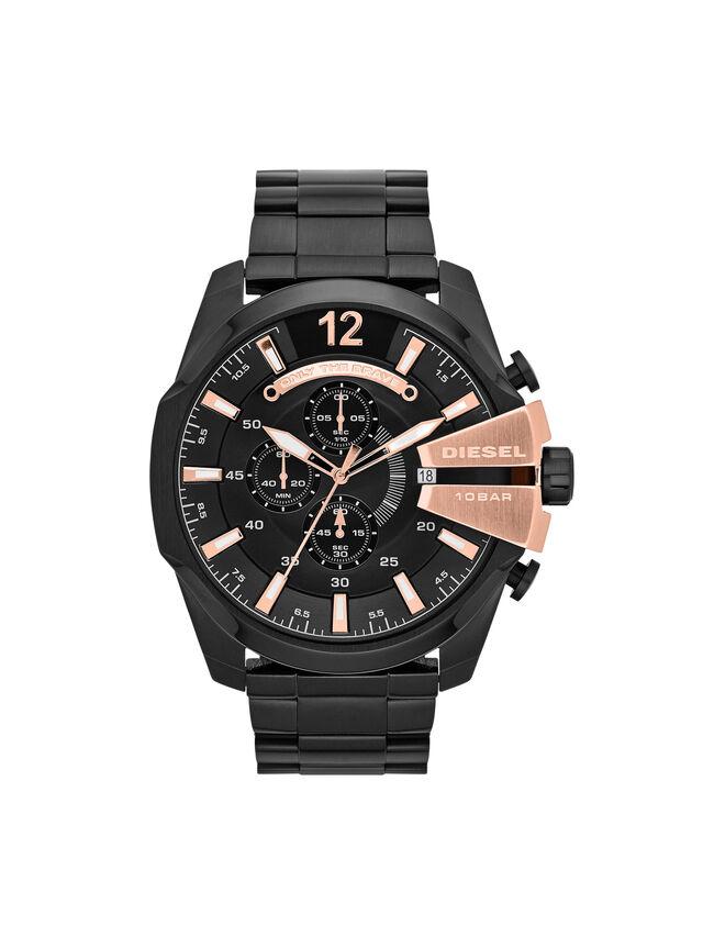 Diesel - DZ4309, Negro - Relojes - Image 1