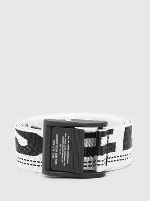 B-MASER, Blanco/Negro - Cinturones
