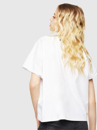 Diesel - T-JALA, Blanco - Camisetas - Image 2