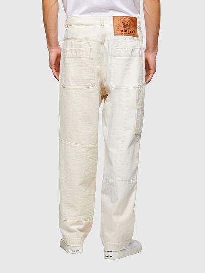 Diesel - D-FRAN-SP1, Blanco - Pantalones - Image 2