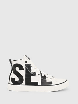 S-ASTICO MC, Blanco/Negro - Sneakers