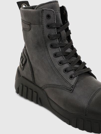 Diesel - H-RUA AM, Negro - Sneakers - Image 5