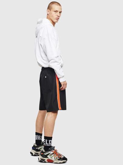 Diesel - P-KEITH, Negro - Shorts - Image 4