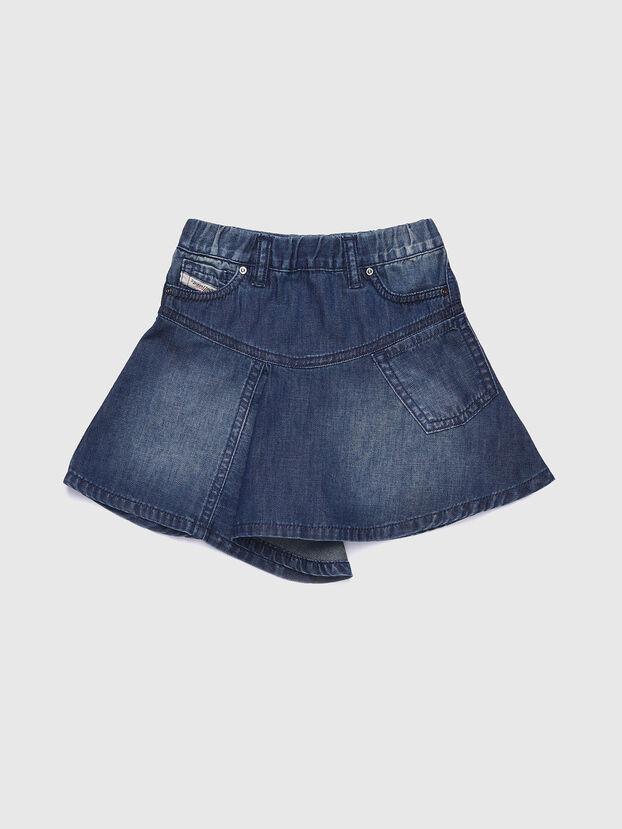 GRINSKIB, Azul medio - Faldas