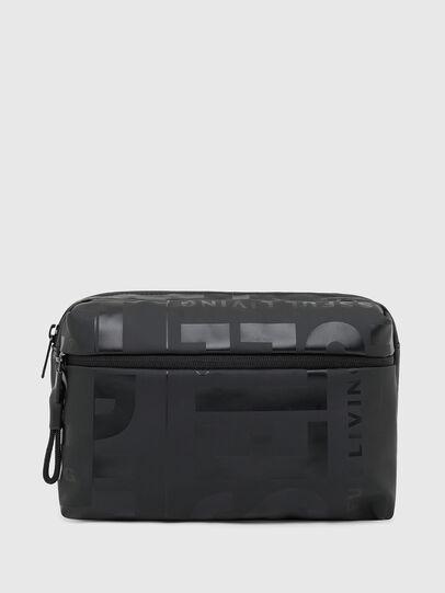 Diesel - X-BOLD BELTBAG, Negro - Bolsas con cinturón - Image 1
