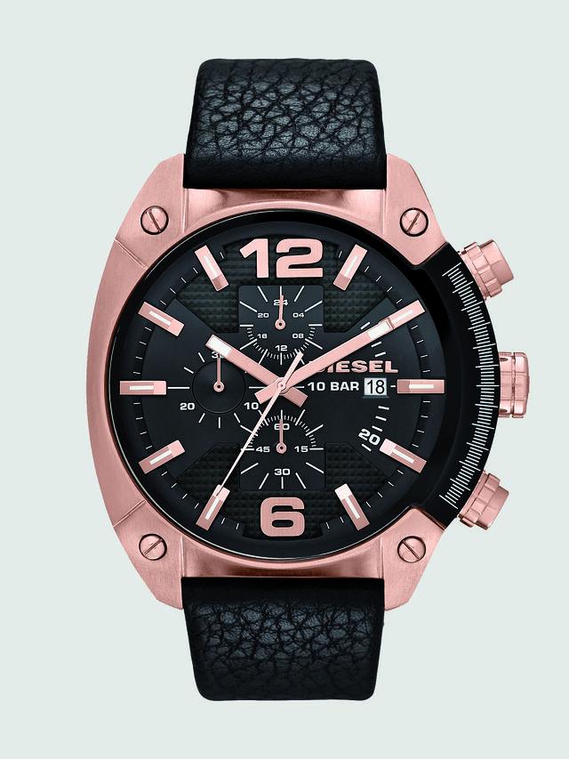 Diesel - DZ4297, Negro/Dorado - Relojes - Image 1