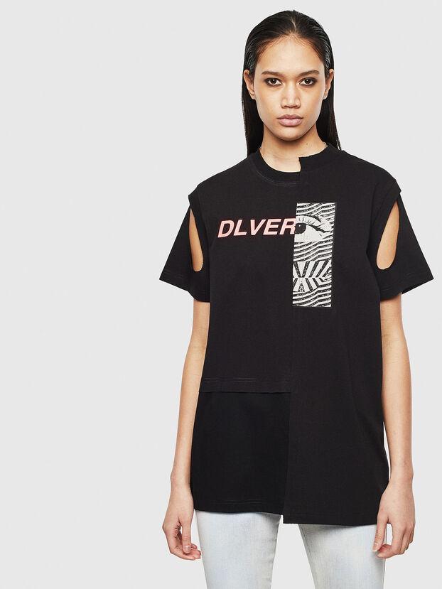 T-GOMEZ, Negro - Camisetas