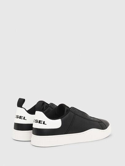 Diesel - S-CLEVER SO, Negro/Blanco - Sneakers - Image 3