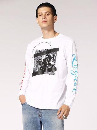 T-JUST-LS-WC,  - Camisetas