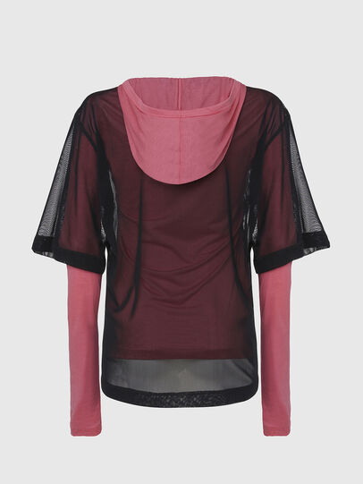 Diesel - T-LAYER, Rosa - Tops - Image 2