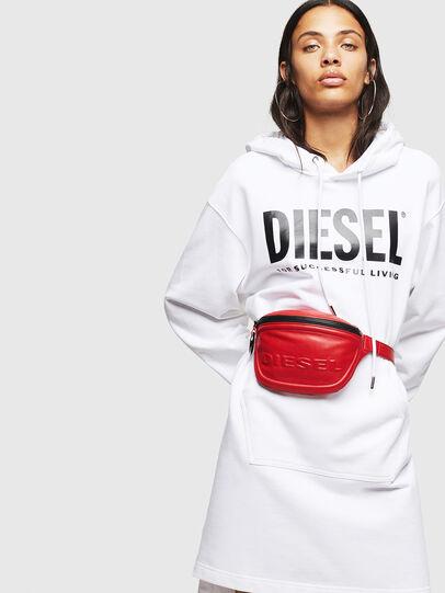 Diesel - D-ILSE-T, Blanco - Vestidos - Image 4