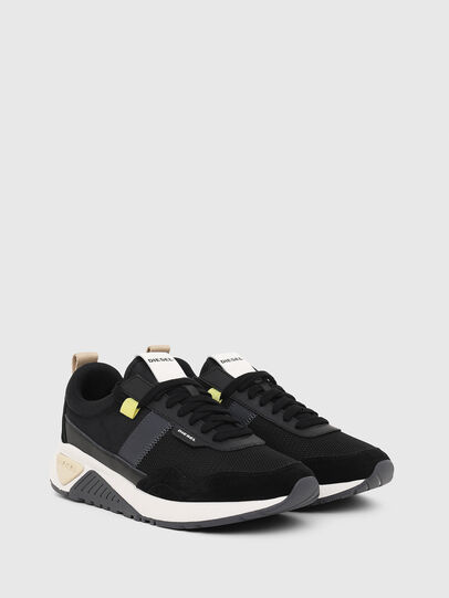 Diesel - S-KB LOW RUN, Negro - Sneakers - Image 2