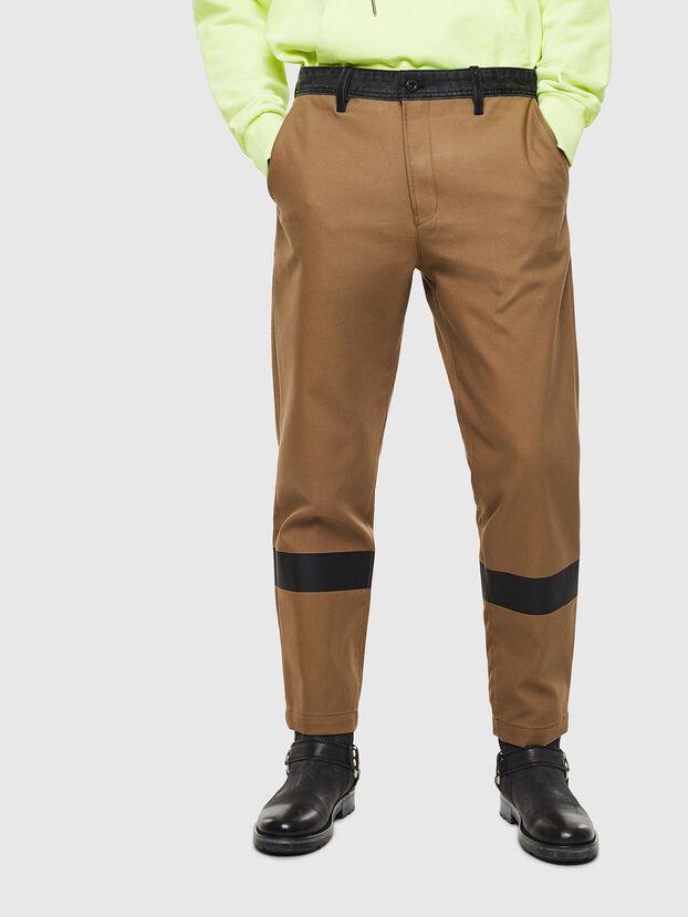 P-KAPP, Marrón/Negro - Pantalones