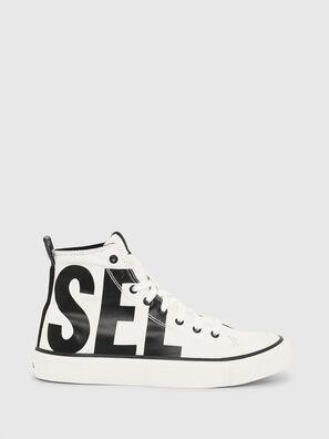 S-ASTICO MC W, Blanco/Negro - Sneakers