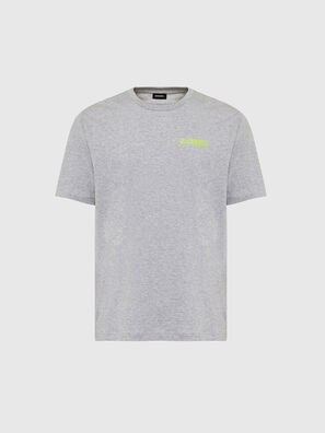 T-JUST-SLITS-X84, Gris - Camisetas