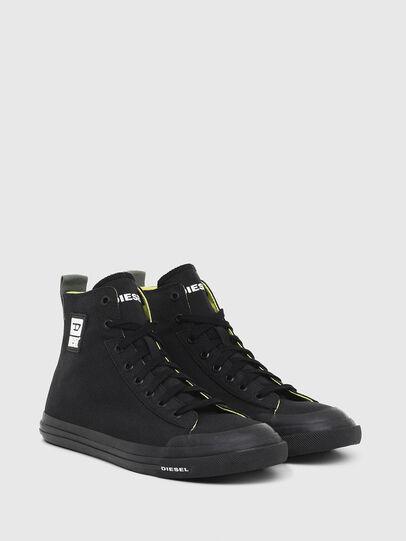 Diesel - S-ASTICO MID CUT, Negro - Sneakers - Image 2