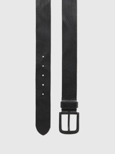 Diesel - B-DACO, Negro - Cinturones - Image 3