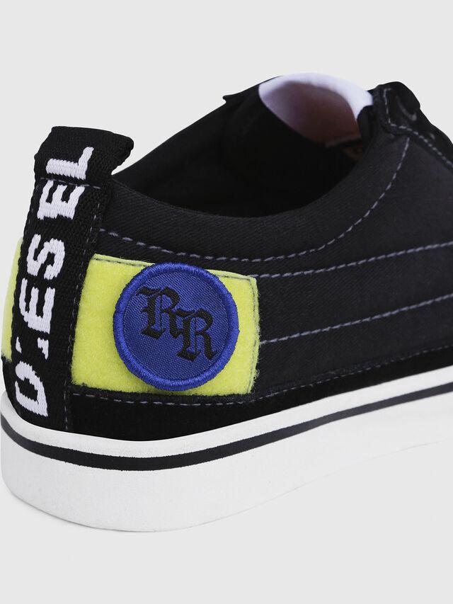 Diesel - D-VELOWS LOW PATCH W, Negro - Sneakers - Image 5