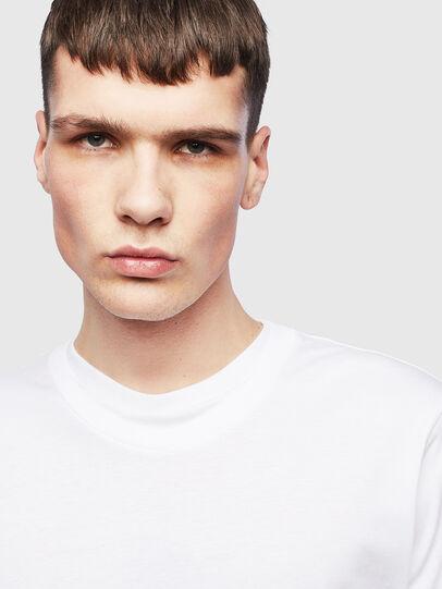 Diesel - T-HUSTY-LS, Blanco - Camisetas - Image 5