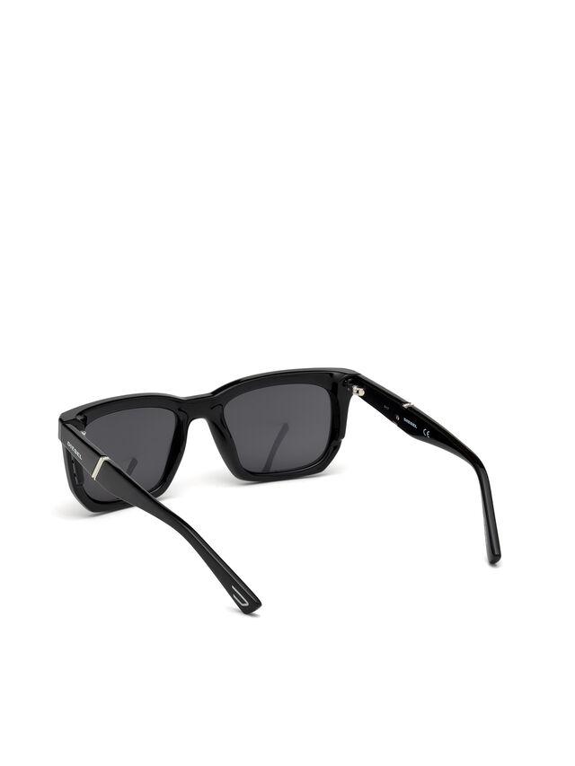 Diesel - DL0254, Negro - Gafas de sol - Image 2