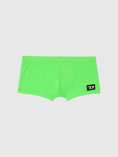Diesel - BMBX-HERO, Verde Fluo - Pantalònes cortos playa - Image 4