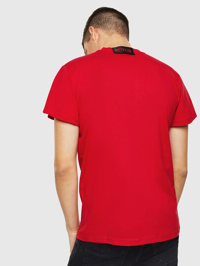 Diesel - LCP-T-DIEGO-RIO, Rojo - Camisetas - Image 3