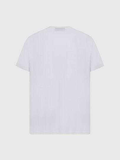 Diesel - T-DIEGOS-K30, Blanco - Camisetas - Image 2