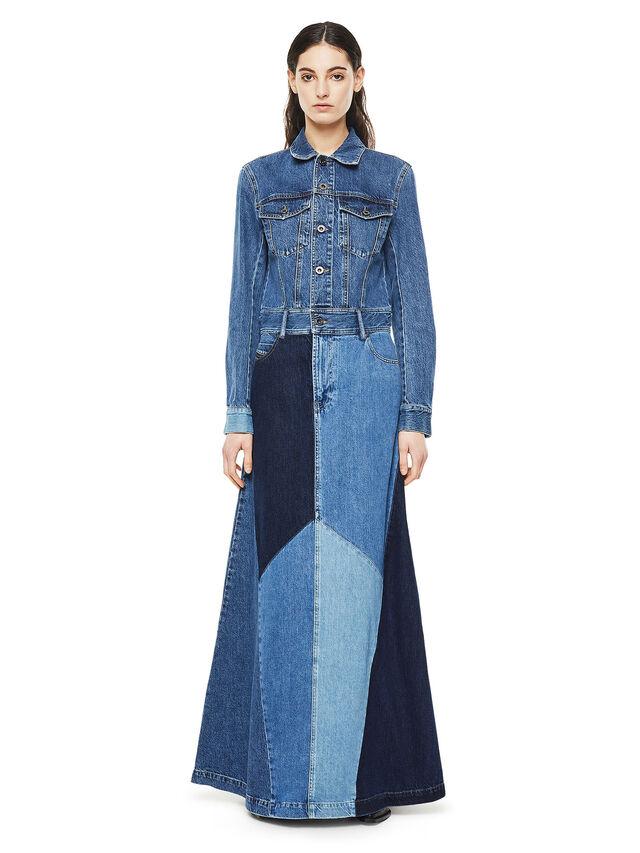 Diesel - DINAP, Blue Jeans - Vestidos - Image 1