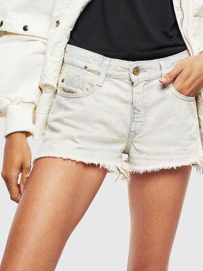 DE-RIF, Azul Claro - Shorts